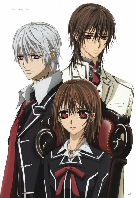 Vampire Knight Zero And Yuki And Kaname Anime Não é ...