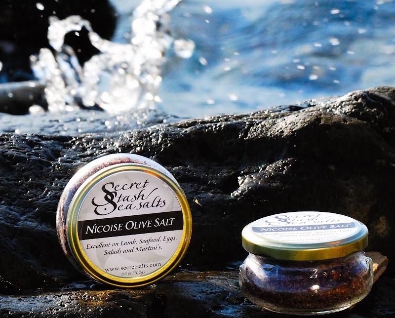 Secret Stash Sea Salts title=