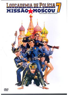 Loucademia de Polícia 7 – Missão Moscou (Dual Audio)