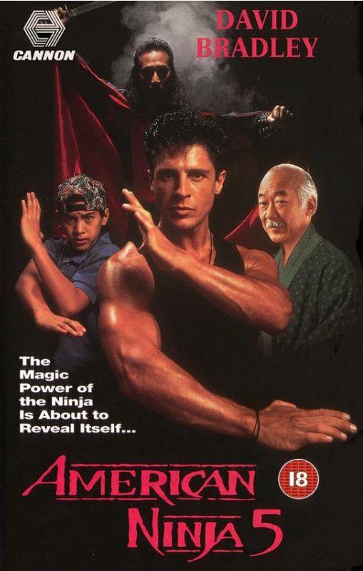 Baixar Filme American Ninja 5 Dublado