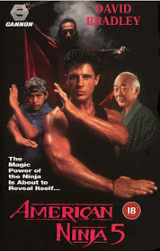 Baixar Filmes Download   American Ninja 5 (Dublado) Grátis