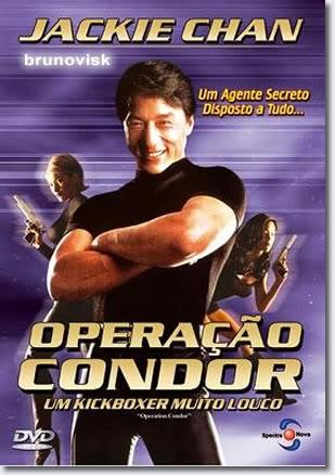 Opera��o Condor: Um Kickboxer Muito Louco Dublado