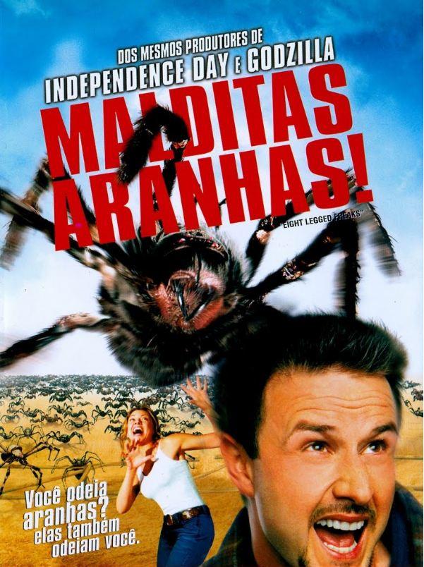 Baixar Malditas Aranhas Download Grátis