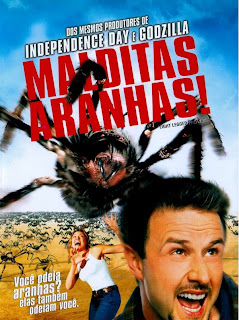 Filme Poster Malditas Aranhas! DVDRip XviD & RMVB Dublado