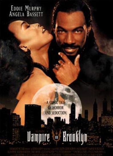 Um Vampiro no Brooklyn  Dublado 1995