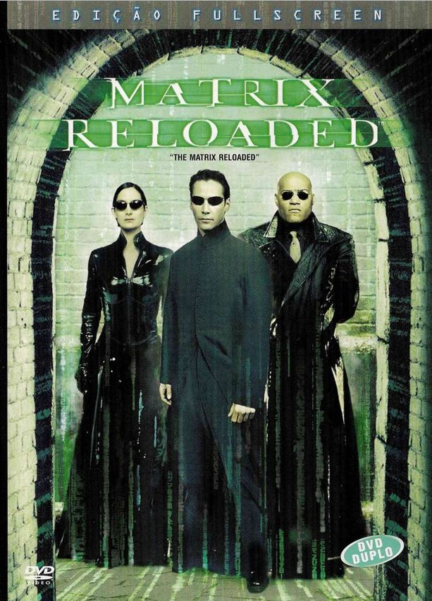 Baixar Matrix Reloaded Dublado/Legendado