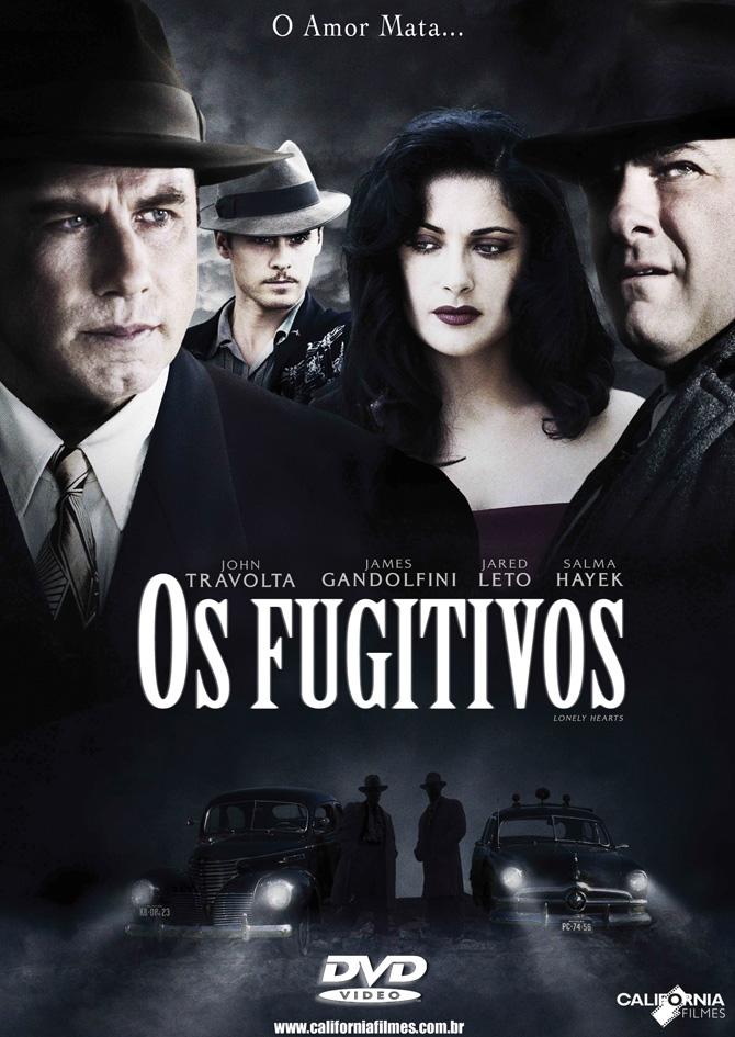 Filme Poster  Os Fugitivos DVDRip RMVB Dublado-TELONA