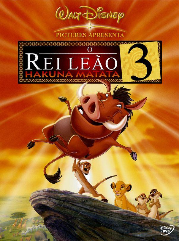 O Rei Leo – AVI Dublado