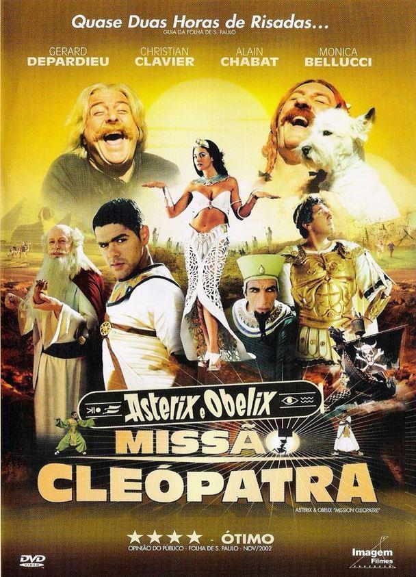 Filme Asterix e Obelix : Missão Cleópatra   Dublado