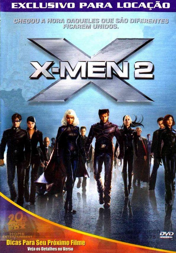 Baixar X-Men 2 Dublado Legendado