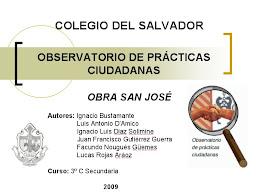 Obra San José