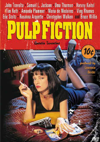 Download Pulp Fiction: Tempo de Violência   DualAudio