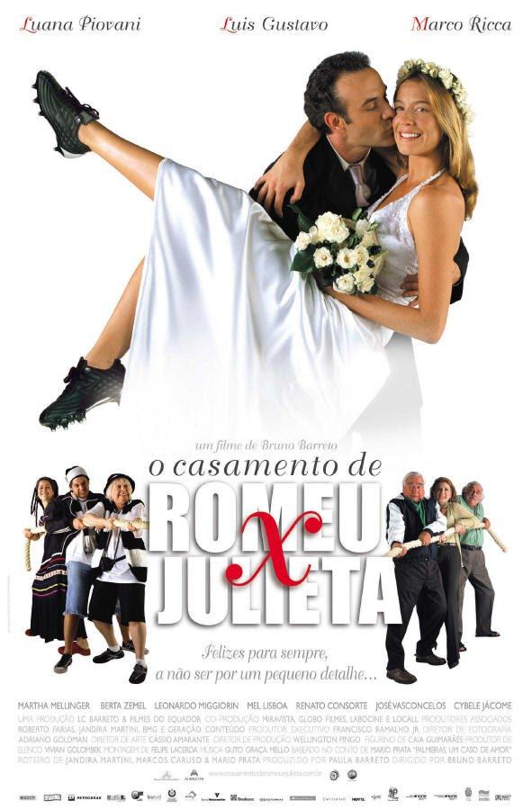 Filme O Casamento de Romeu e Julieta