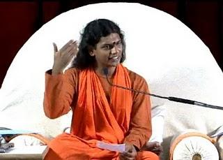 Swami Nityananda arrested