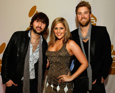 Lady Antebellum – Top Vocal Group