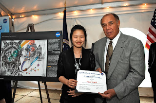 NASA Technology Spinoffs Art Contest winner