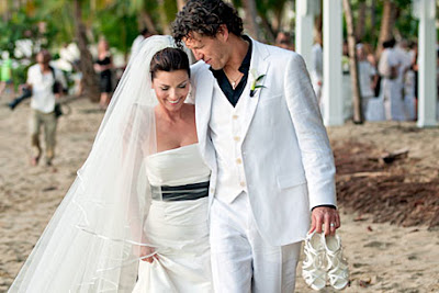 Shania Twain Wedding Pictures