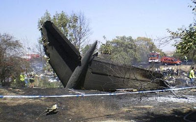 Iran air crash