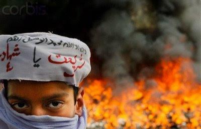 Muslims attacks Indonesia Java churches