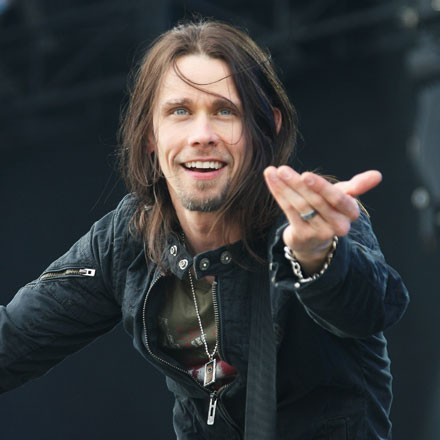 Photo Gallery Celebrity: Myles Kennedy photo gallery