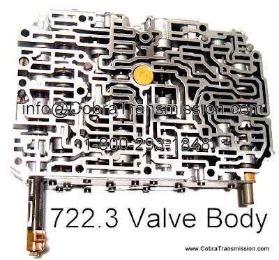 722.3 transmission