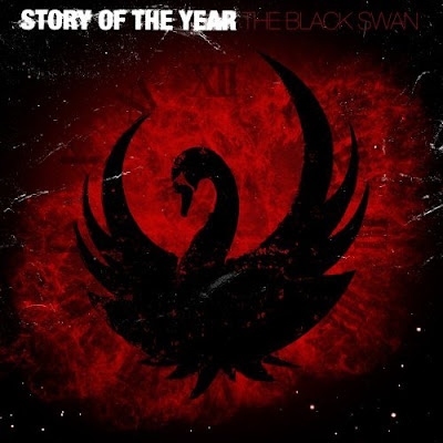 Banda : Story of the Year Disco : The black Swan Año : 2008