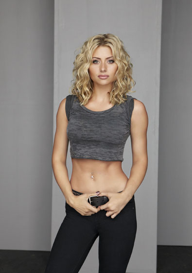 Underrated #8 -- Aly Michalka. Phil of the Future, Hellcats, Bandslam.