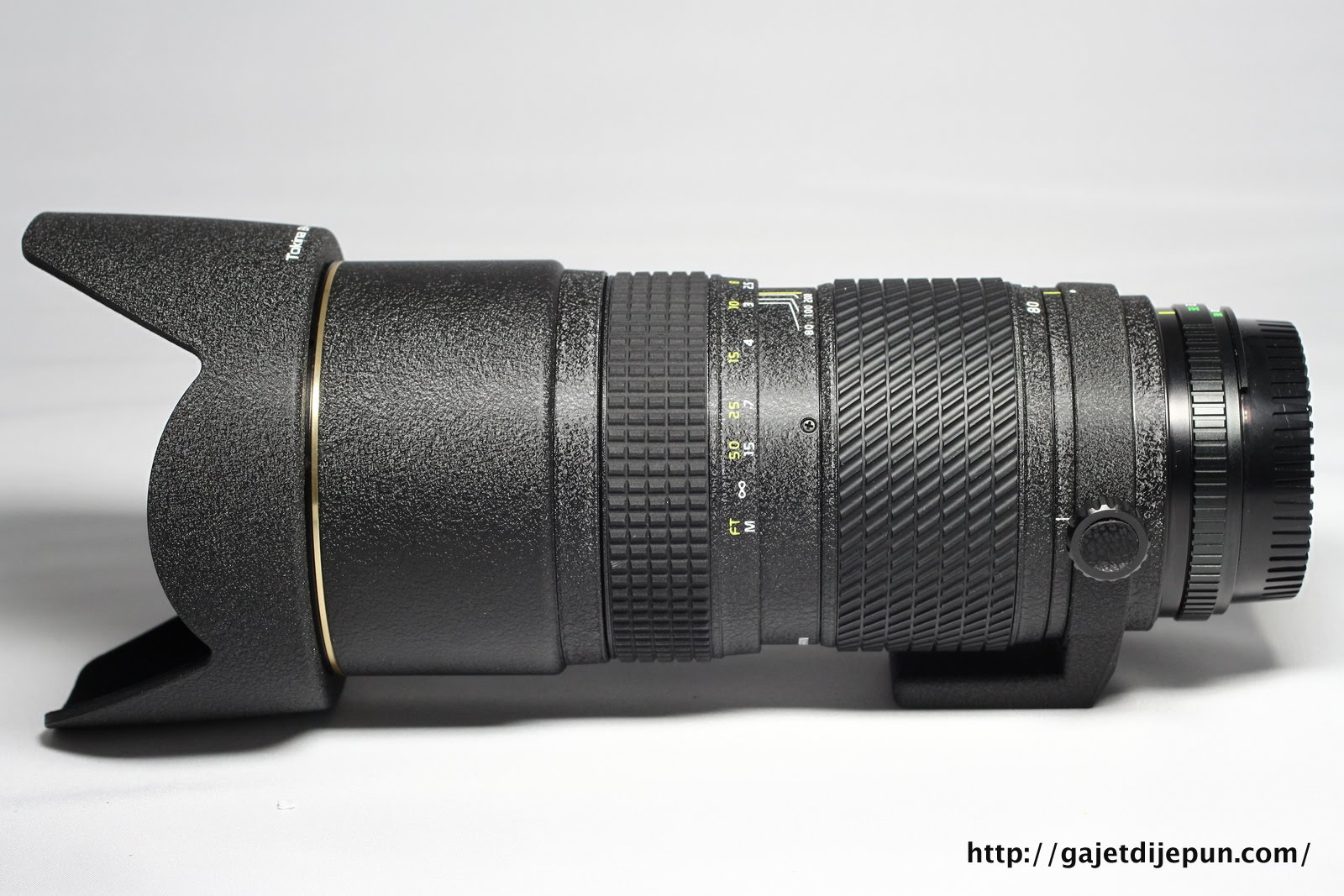 SOLD] Tokina AT-X 828 AF Pro 80-200mm f/2.8 II SD (Nikon) [a253]