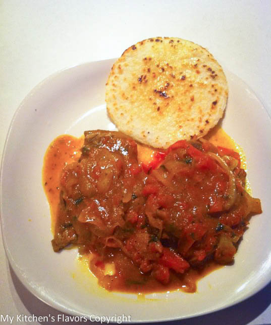 Carne Bistec - Colombian Steak With Onions And Tomatoes ...