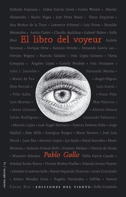 Libro de Voyeur: Presentación en Madrid