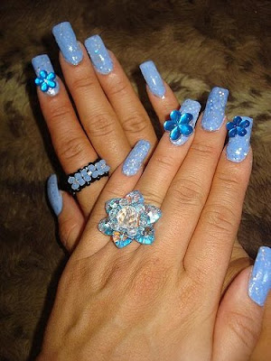 3546151015 eb98dd464c The latest trends in Summer nail art