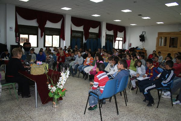 Ie melchor de jovellanos alhucemas aaee encuentro con for Educacion exterior marruecos