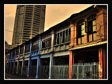KOMTAR AND SHOPHOUSES