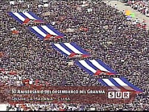 50 Años de Revolucion Socialista Viva Cuba!!!