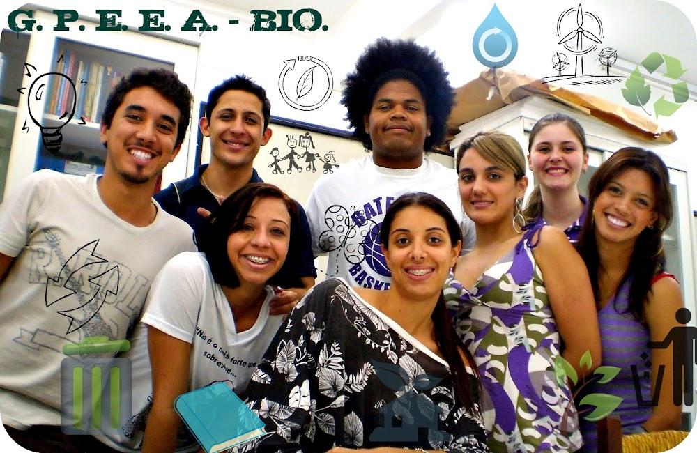 G.P.E.E.A. - BIO.   Grupo de Pesquisa e Estudos em Educação Ambiental    BIOUNIVERSIDADE