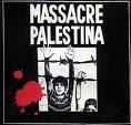 No a la masacre en Palestina