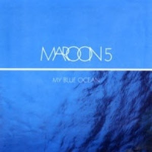 V Album Cover Maroon 5 Maroon 5 - My Blue Ocean (2005)