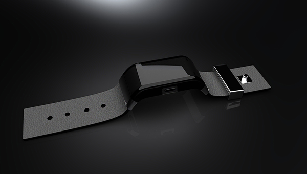 Cool stylish led watch a smooth balanced masterpiece Seen On www.coolpicturegallery.us