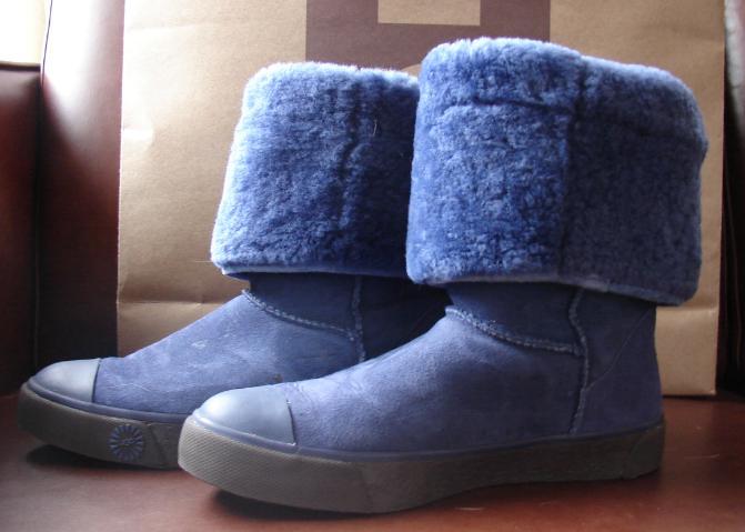 ugg delaine sneaker boot