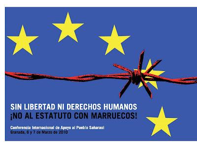 Cita en marzo en Granada con la Conferencia Internacional de Apoyo al Pueblo Saharaui