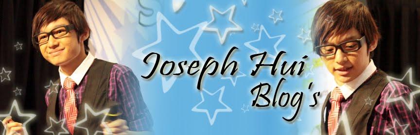 Joseph Hui (许俊勇) Blog!