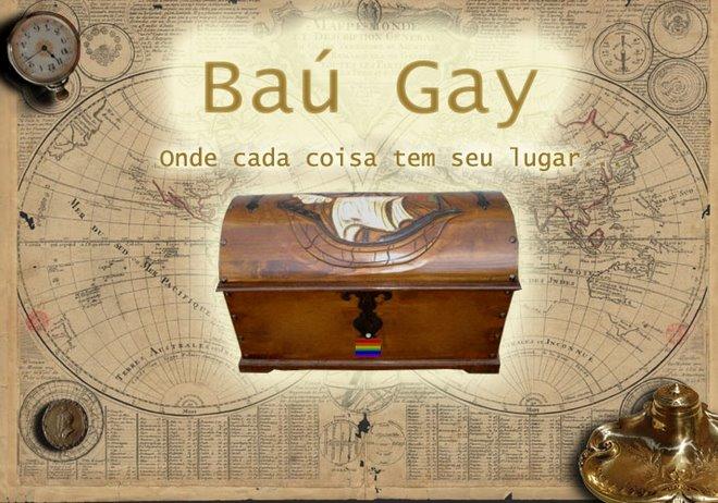 Baú Gay - CAMPANHA CONTRA A HOMOFOBIA! https://www.naohomofobia.com.br