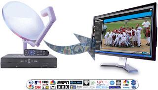 PC Satelite TV Titanium Edition