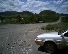 Um dia o Asfalto Chegará aqui... RST - 471 Barros Cassal 2008