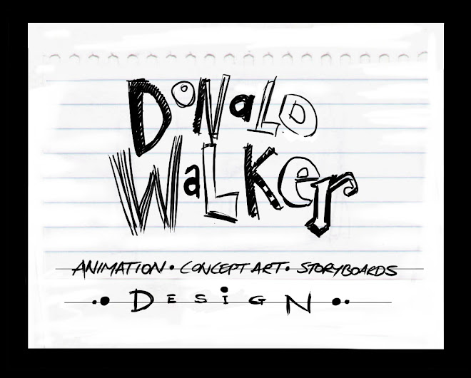 Donald  Walker Animation