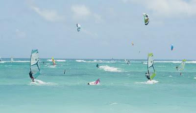 Le Morne Mauritius Kitesurf