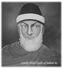 Hazrat Maulana Shaykh Abdul Qadir al Gilani