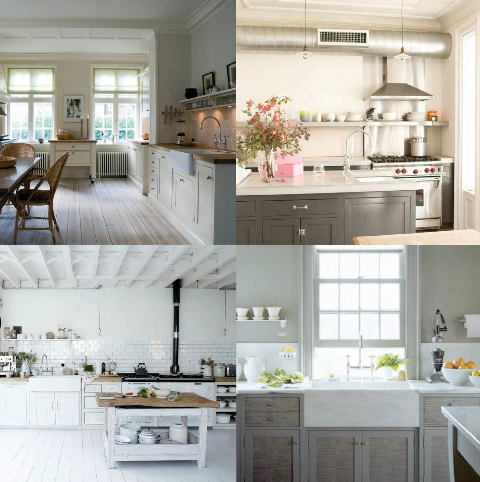 Kitchen Modern Rustic: Inspiring Home Décor: The City Sage