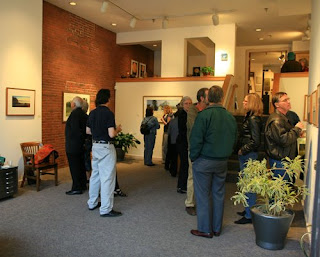 Sandy Wadlington: Opening Reception Photos
