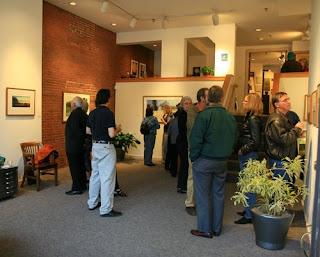 Sandy Wadlington: Opening Reception Photos